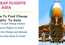Cheap Flights To Asia